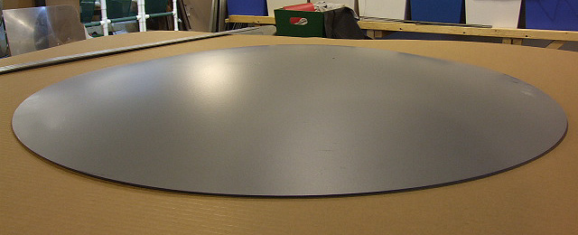 Large 13 Quot Parabolic Mirror